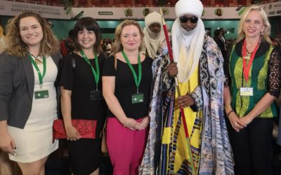 BHRC attends the Nigerian Bar Association Annual General Conference