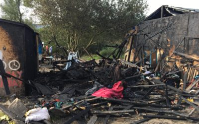 BHRC publishes fact-finding report on Calais and the plight of child refugees