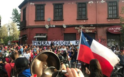 BHRC, FBE and LRWC express condemnation of serious human rights violations in response to mass protests in Chile